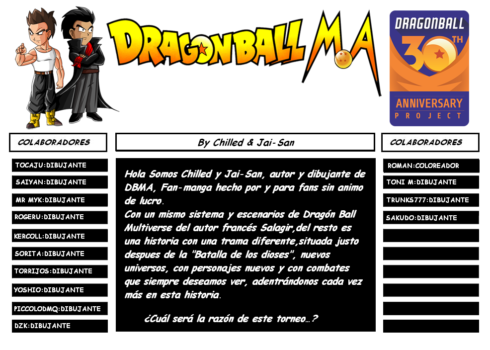 Dragon Ball M.A