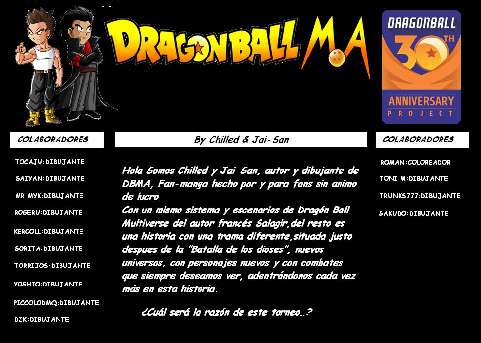 Beyond Dragon Ball M.A