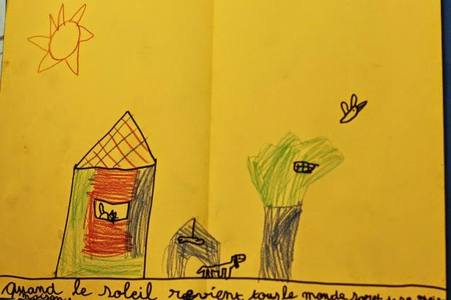 atelier pour enfants atelier quand il pleut. Black Bedroom Furniture Sets. Home Design Ideas