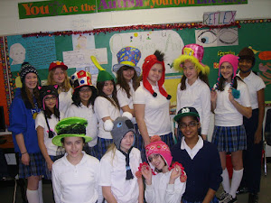 """CRAZY HAT DAY"""