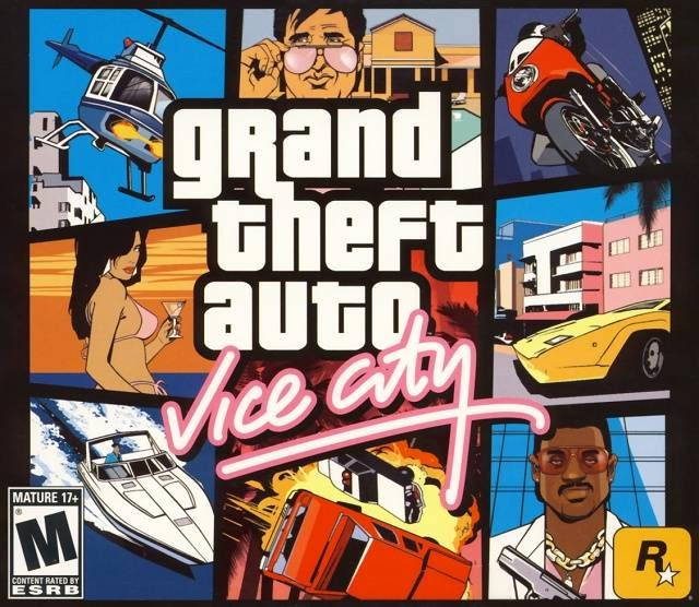 GTA Vice City Game For PC Download