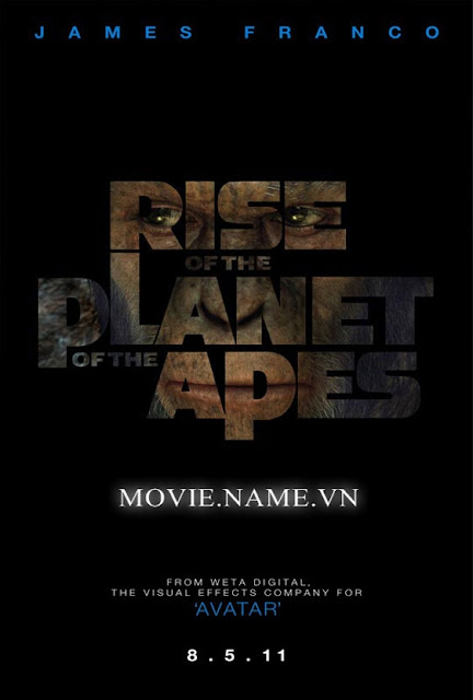Rise of the Planet of the Apes 2011 TS 400MB