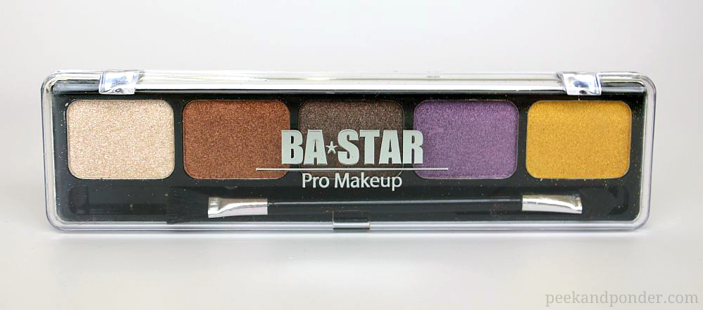 BA Star eyeshadow palette