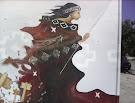 Pintura en la Ciudad de Guaminí