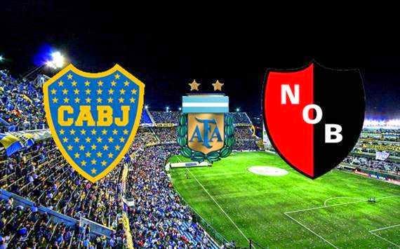 Boca juniors-Newells