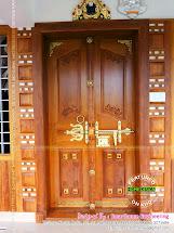 Front Door Designs Kerala
