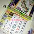 Calendar 2013 dari rakan blogger.
