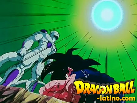 Dragon Ball Z capitulo 93