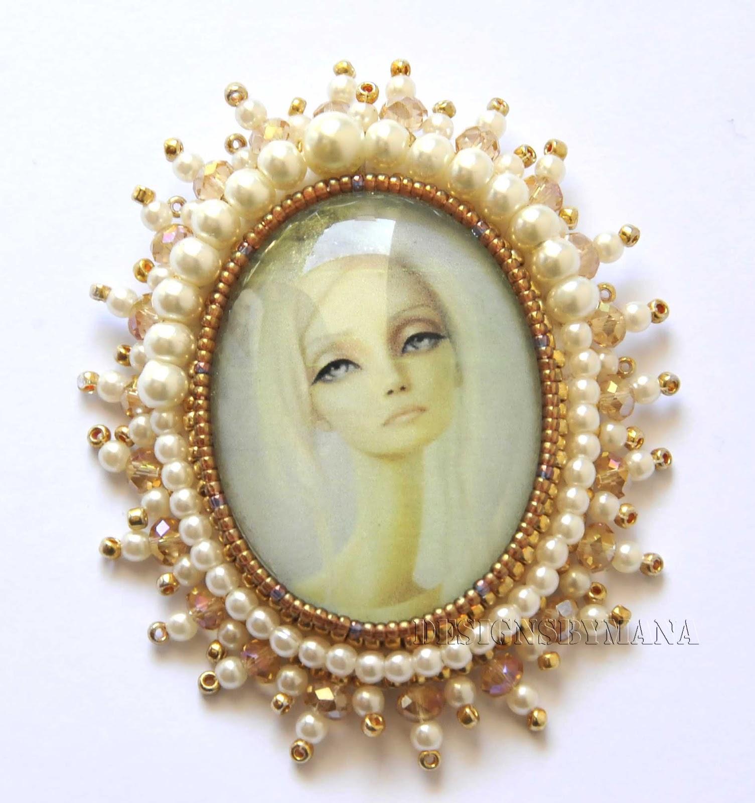 beadfeast home of handmade bead embroidered jewelry