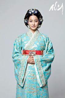 Park Se Young sebagai princess nogook