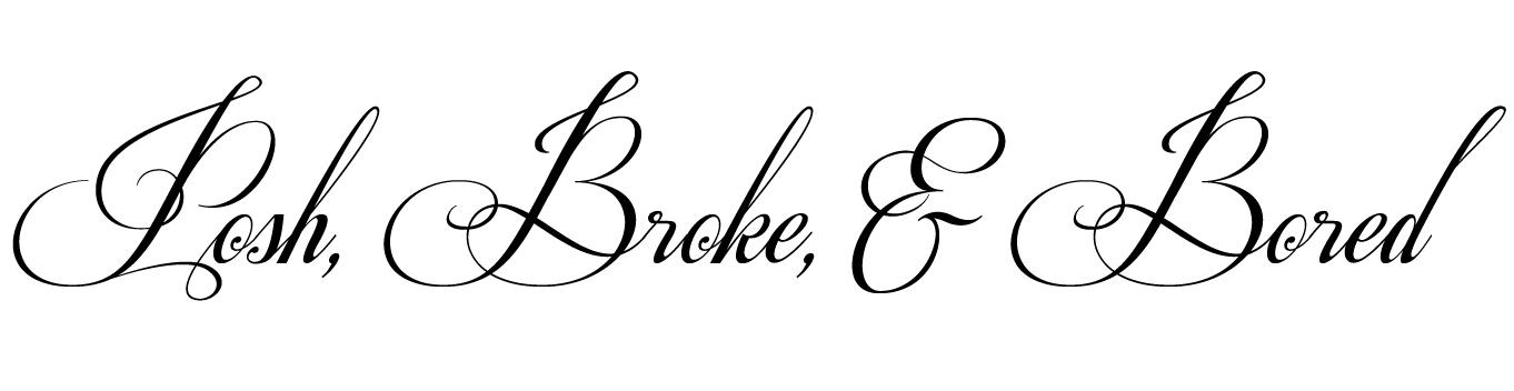 Posh, Broke, & Bored | London & Kuala Lumpur lifestyle blog