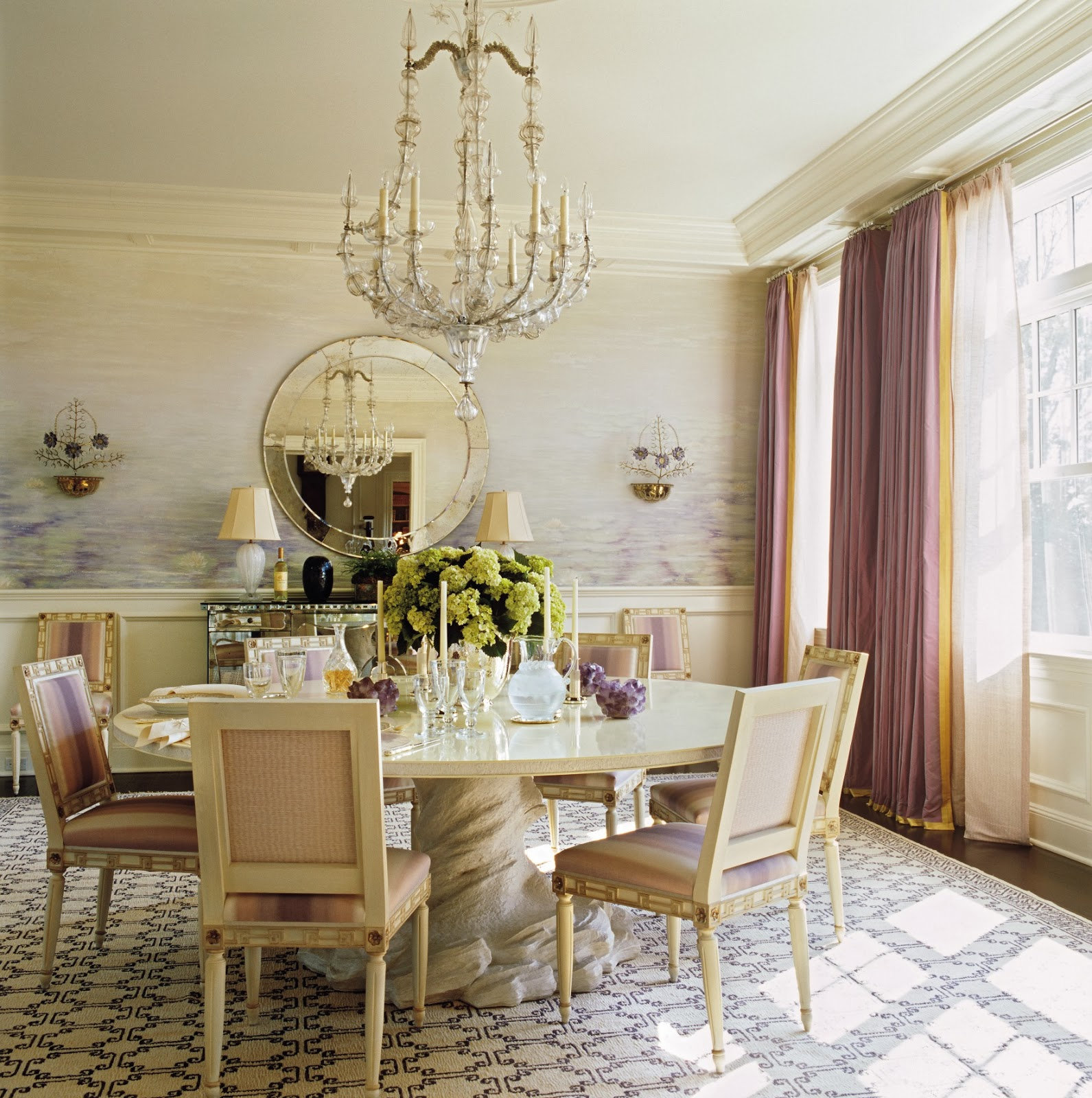 The arts by karena luminous interiors by brian j mccarthy for Brian mccarthy interior design