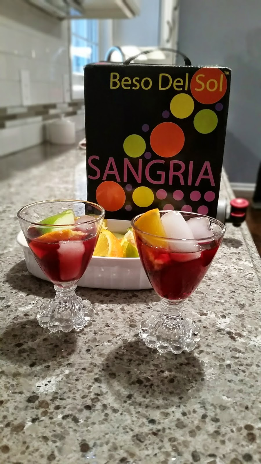 Beso Del Sol Sangria, National Sangria Day