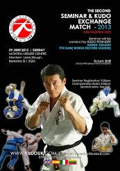 London Kudo Cup 2013