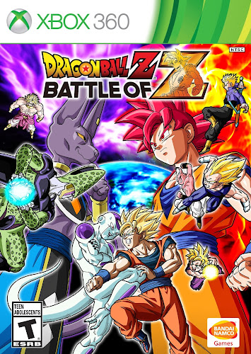 Dragon Ball Z Battle of Z Xbox 360 Español