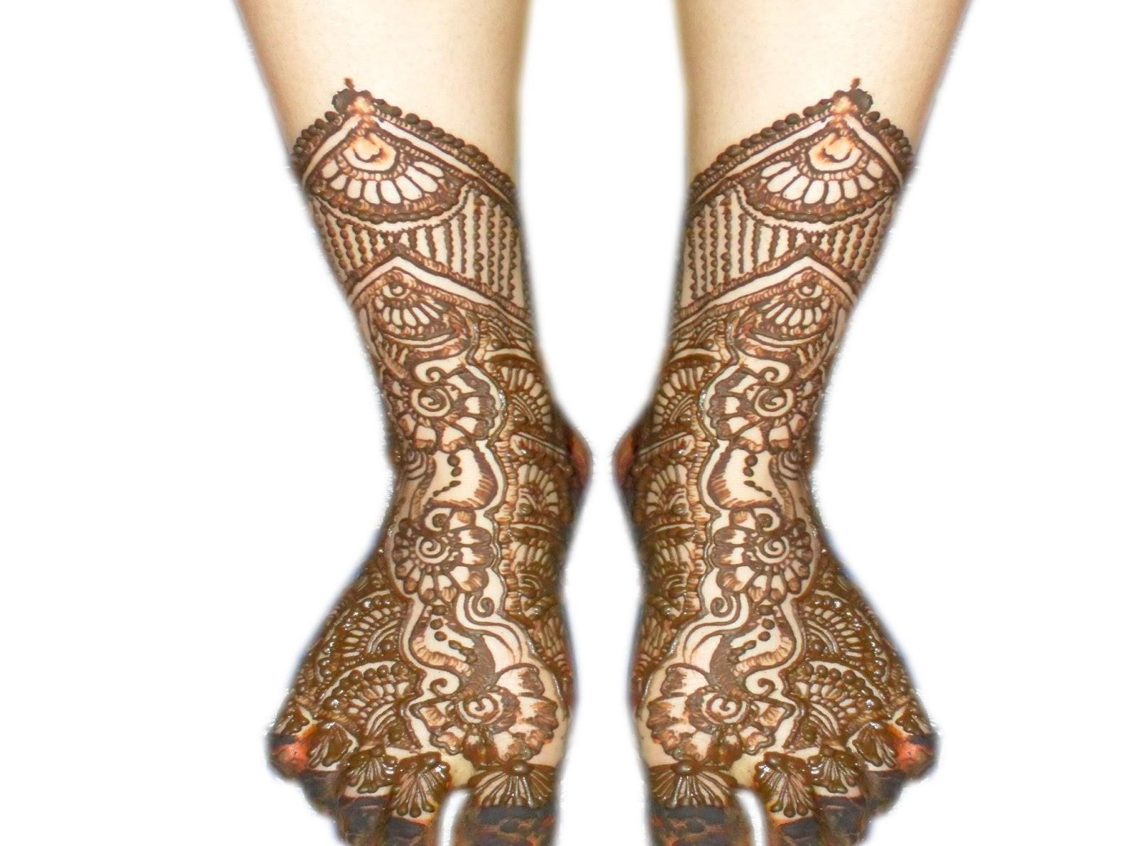 Mehndi Designs Zardosi : Fancy mehandi designer march