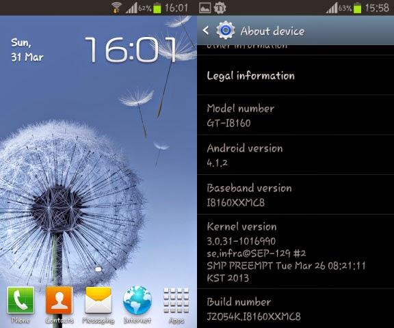 Tutorial Cara Flash Samsung Galaxy Ace 2 [Jelly Bean]