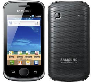 Foto gambar Samsung Galaxy Gio S5660