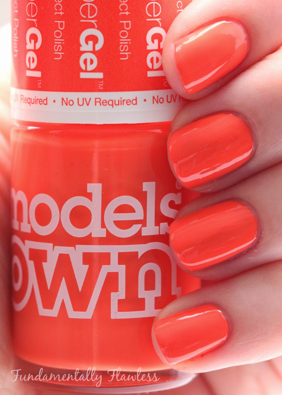 Models Own Hypergel Summer Solstice swatch
