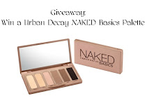 Giveaway: Win a Urban Decay NAKED Basics Palette