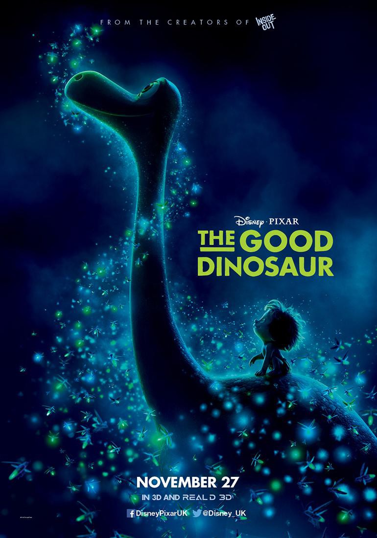 The Critical Order Good Dinosaur Review Circuit Extra Large Movie Poster Image Imp Awards