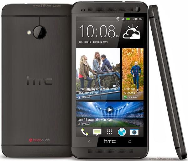 smartphone terbaik HTC One