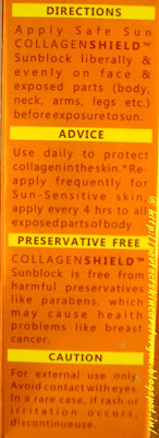 Lotus Herbals SAFE SUN COLLAGENSHIELD SUNBLOCK SPF 90 PA+++ Sunscreen Product Review