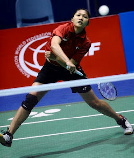 thomas uber cup