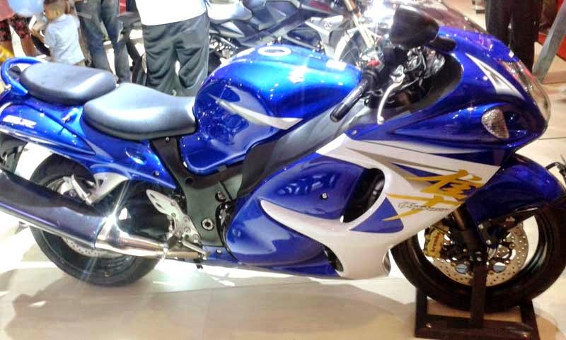 Harga Cicilan Suzuki Hayabusa 2014-2015
