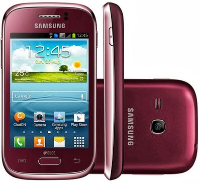 S6313TVJANB1 Android 4.1.2 Jelly Bean Firmware for Galaxy Young Duos ...