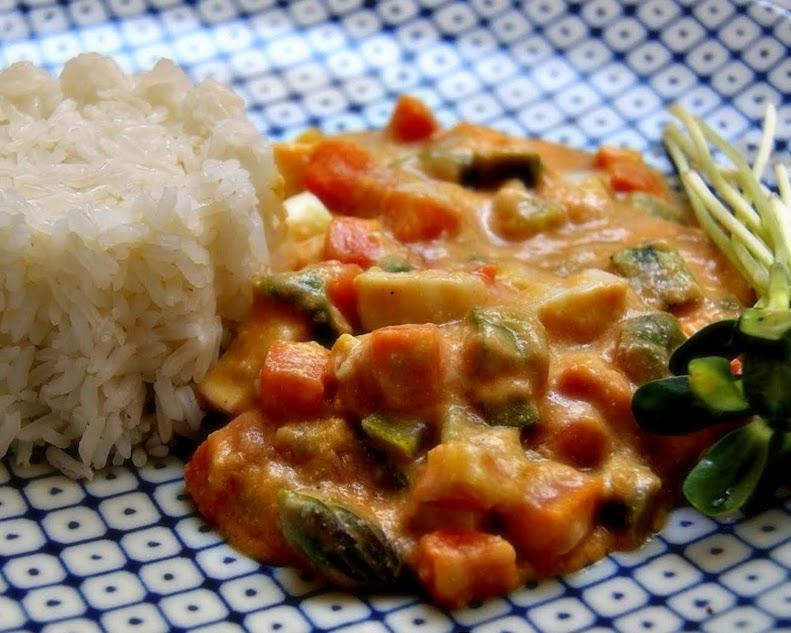 Strogonoff de Legumes (vegana)