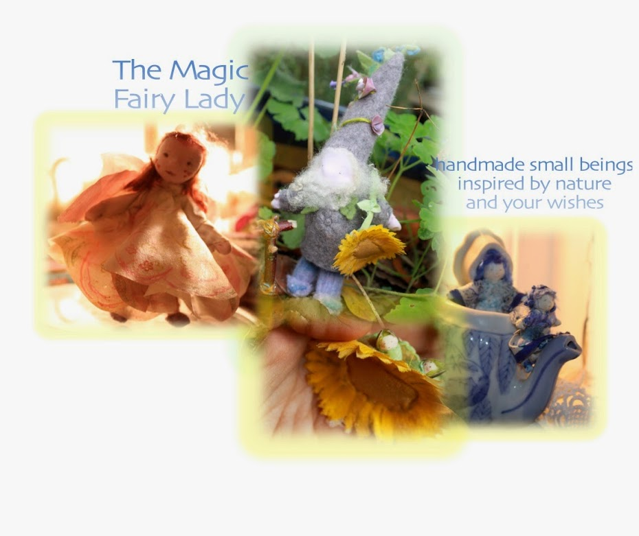 The Magic Fairy Lady