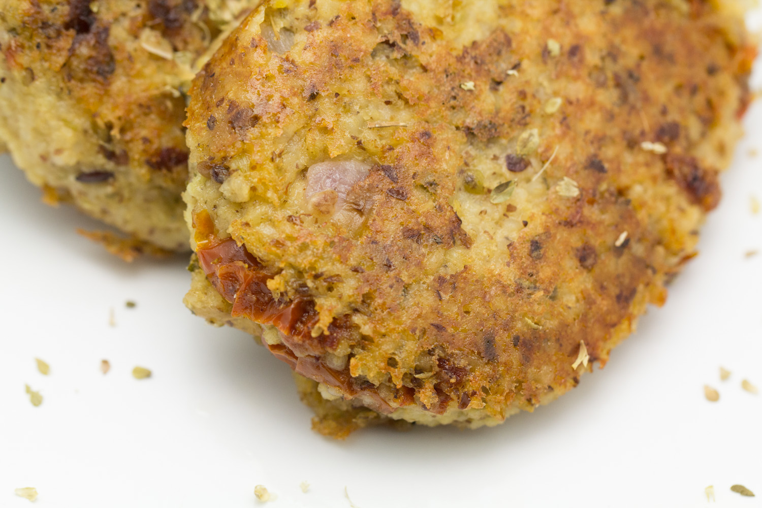 Hovkonditorn: Millet-Sundried Tomato Burgers