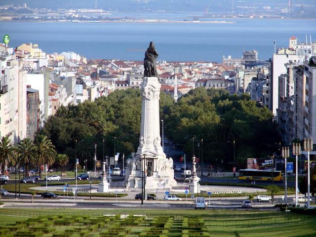 Marquês do Pombal, Lisboa
