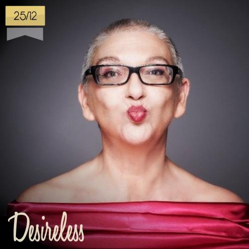 25 de diciembre | Desireless - @DesirelessWorld | Info + vídeos