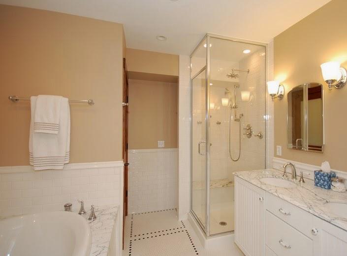 contoh model bentuk kamar mandi minimalis kecil sederhana