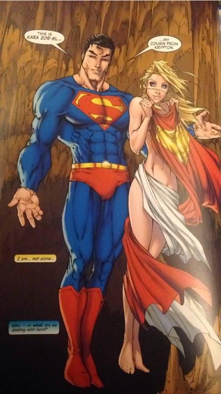 what best approach super girl