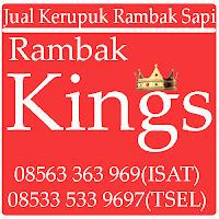Rambak Kings | Pusat Kerupuk Kulit sapi murah