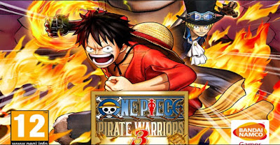 Spesifikasi Komputer/Laptop Untuk Bermain Game One Piece: Pirate Warriors 3