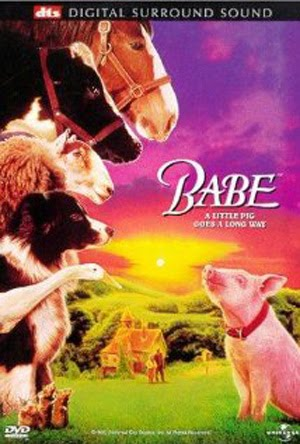 Chú Heo Chăn Cừu - Babe (1995) Poster
