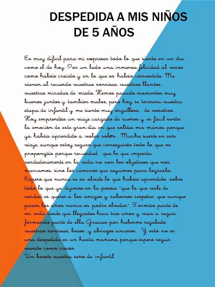 Frases De Despedida A Una Profesora De Infantil | MEJOR CONJUNTO DE