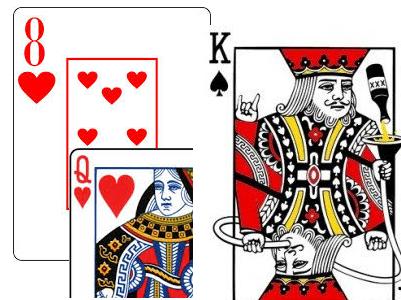 Ganhar sorte em jogos de azar