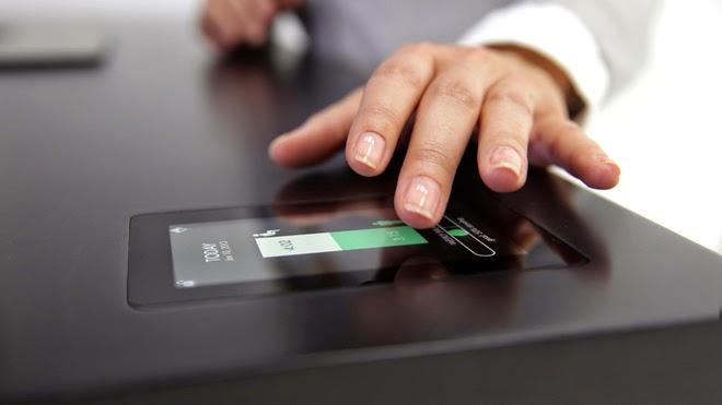 stir kinetic desk, akıllı masa, akıllı mobilya, teknoloji