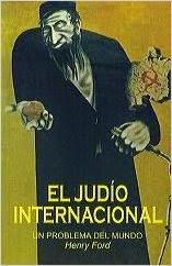 El Judio Internacional (Henry Ford) [Poderoso Conocimiento]