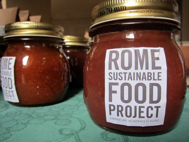 Rome Sustainable Food Project