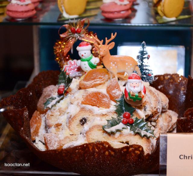 Christmas Almond Stolen