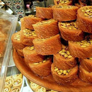 istanbul pastry shop