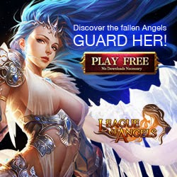 League Of Angels ITA, il MMORPG Fantasy per browser