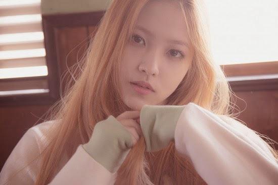 Photoshoot Yeri Red Velvet