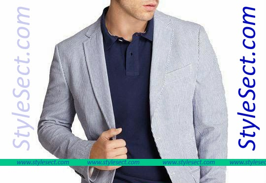 Polo With Tailoring men's wear best souting